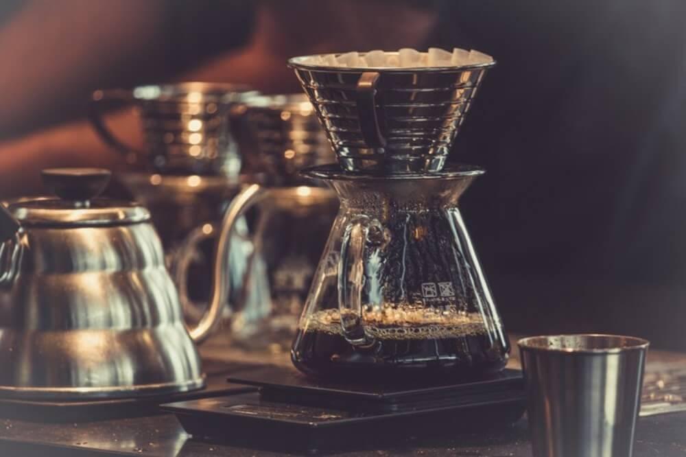 Cómo hacer café en cafetera de goteo